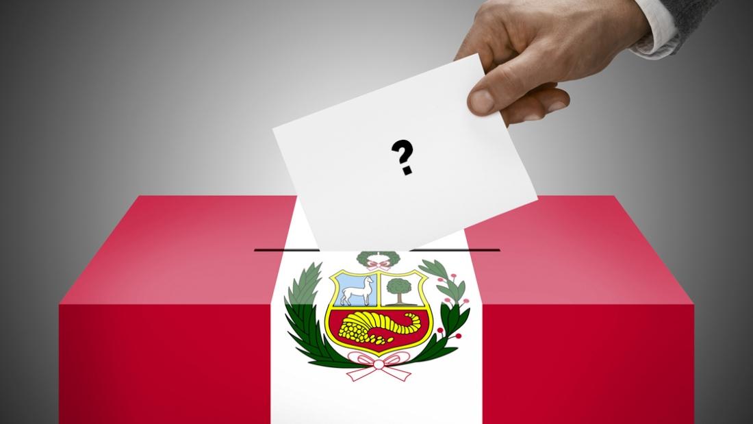 VOTACION PERU