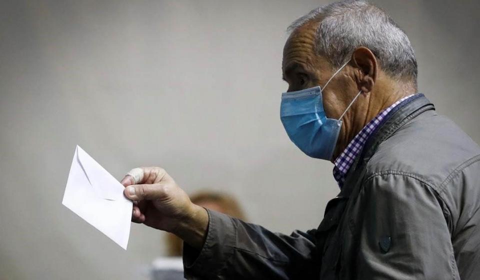 elecciones en tiempos de coronavirus